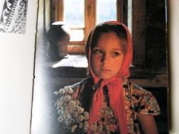 Russian peasant girl