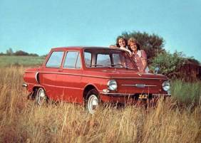 auto big-eared zaporozhets