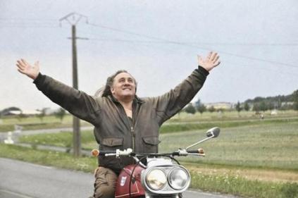 Gerard Depardieu today