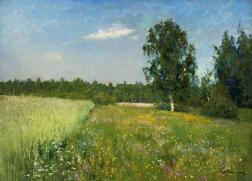 A Day in June (Summer) 1890