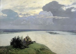 Above the Eternal Peace 1894