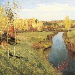 Golden Autumn 1895