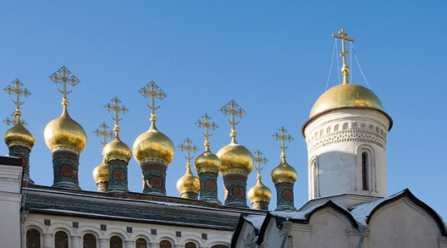 Upper Savior's Cathedral & Deposition of the Robe Church