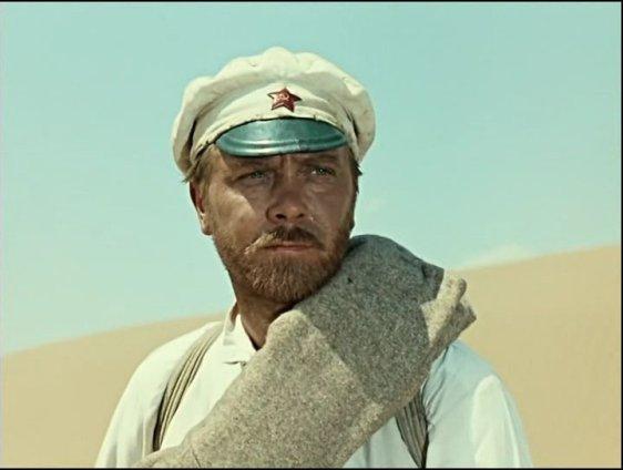 Sukhov from The White Sun of the Desert